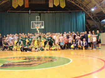 День відкритих дверей Баскетбольної Академії